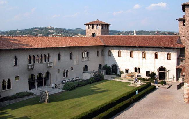 Картины Рубенса и Тинторетто похищены из музея Вероны