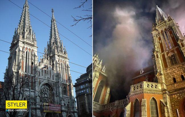В Минкульте рассказали, как украинцам сброситьсяна восстановление костела Святого Николая