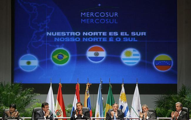 Фото: заседание Mercosur (wikimedia.org)
