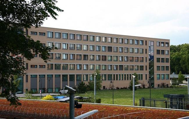 Фото: штаб-квартира BfV в Берлине (wikipedia.org)