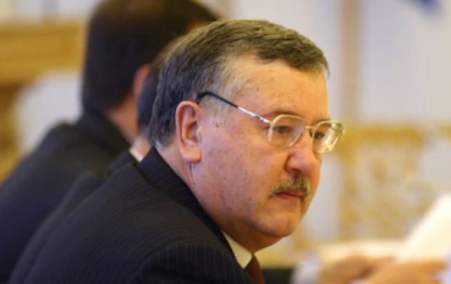 """Гриценко решил подать в отставку с поста главы партии """"Гражданская позиция"""""""