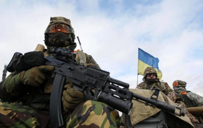 В зоні АТО за добу загинуло 5 українських військових, 23 поранено, - Генштаб