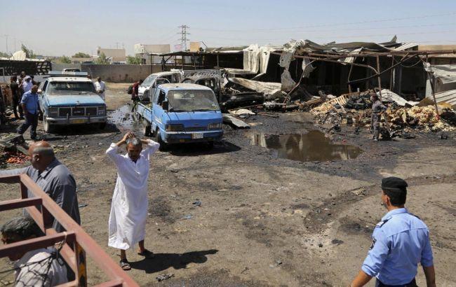 Фото: на севере Багдада произошел теракт