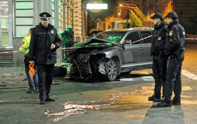 ДТП в Харкові: поліцейські винесли вердикт водієві Volkswagen
