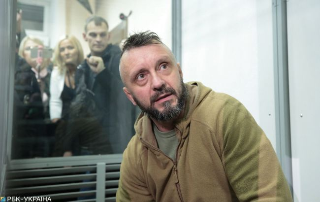 Суд продлил арест Антоненко по делу убийства Шеремета