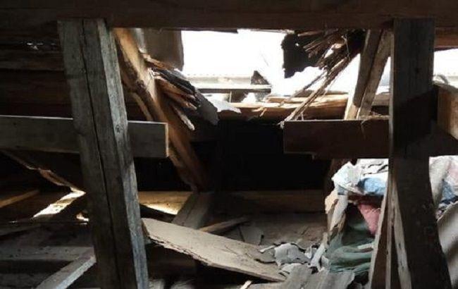 Бойовики обстріляли з міномета житлові будинки Золотого-4