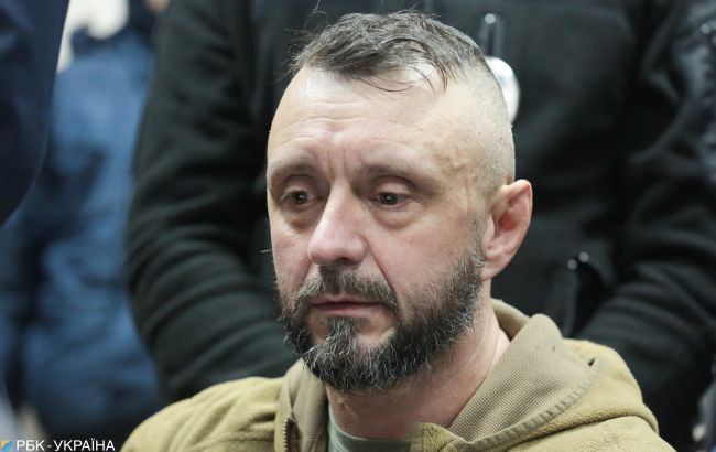 Вбивство Шеремета: Антоненку продовжили арешт
