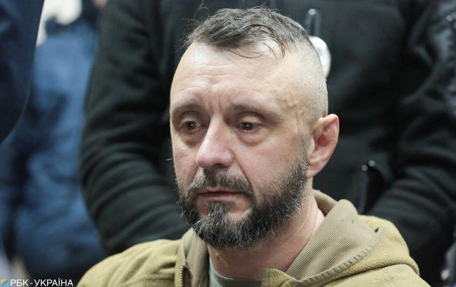 Суд продовжив арешт Антоненка