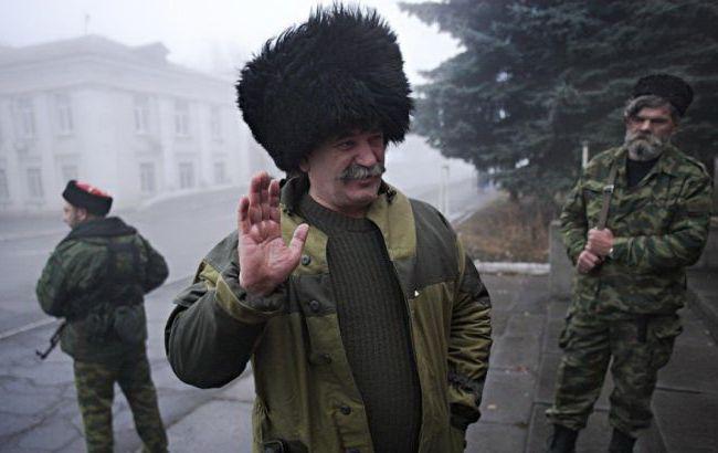 Козицин вербует казаков вочередной поход наДонбасс