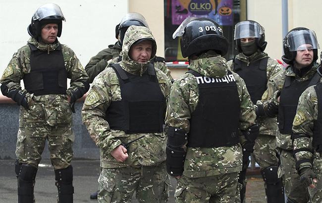 Фото: правоохоронці (УНІАН)