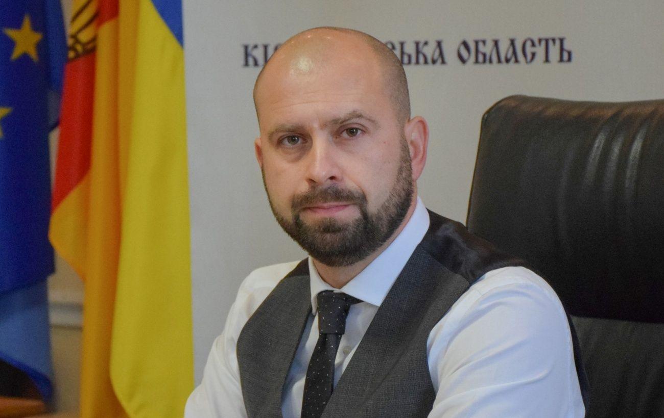 Балоня звільнили з посади очільника Кіровоградської області