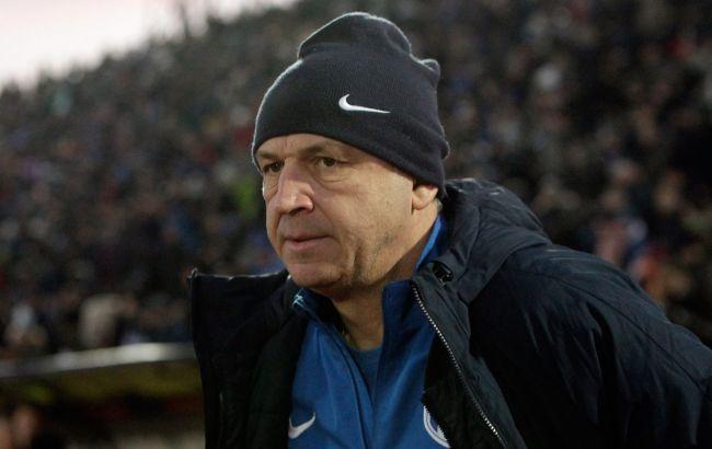 Назван лучший тренер чемпионата Украины в 2019 году