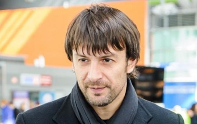 Шовковский объяснил, почему он сбежал со встречи с болельщиками