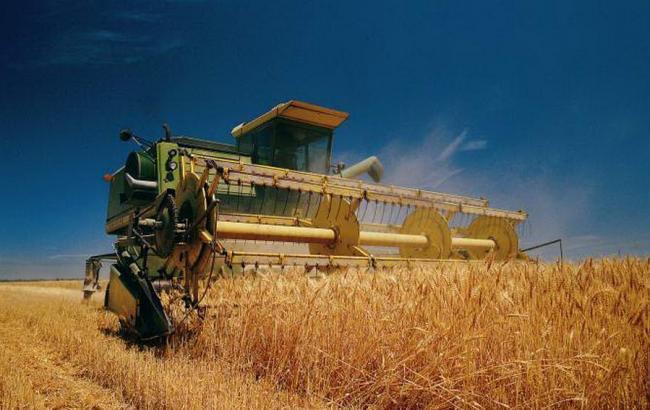 Фото: сбор урожая (minagro.gov.ua)