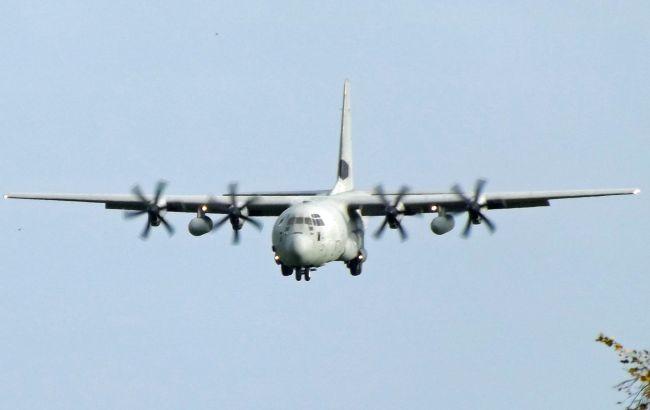Італійський літак потрапив під обстріл в аеропорту Кабула