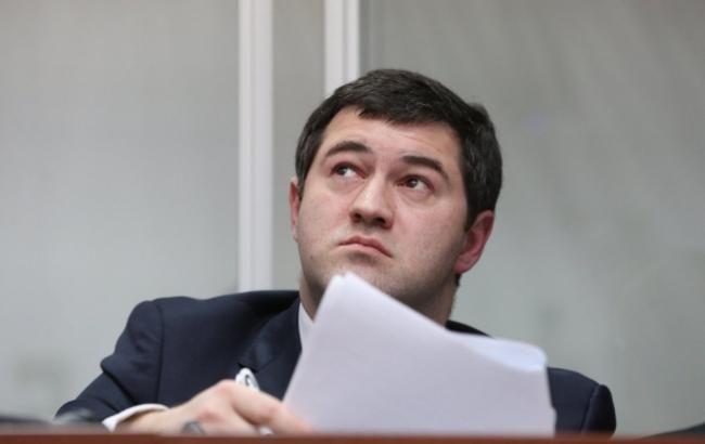 Суд дозволив Насірову виїжджати за межі Києва та області
