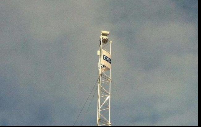 Фото: камера спостереження ОБСЄ