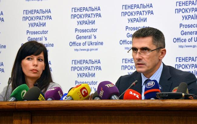 Розслідування масового розстрілу учасників Євромайдану триває, - Ярема