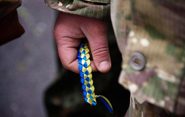 Фото: солдат ВСУ (Чапала Анна / УНИАН)