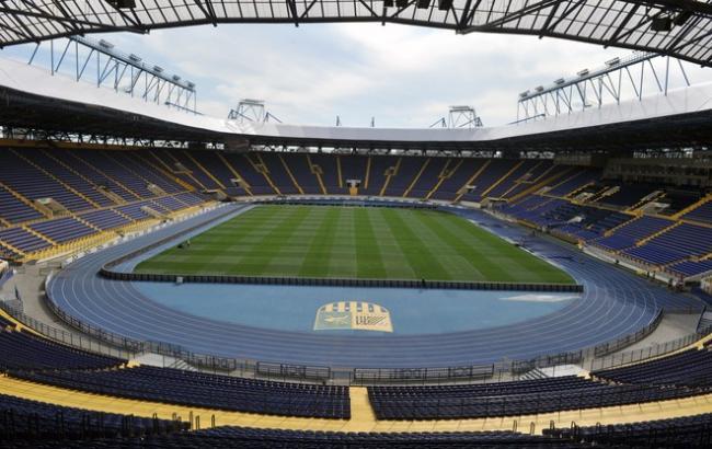 Финал Кубка Украины перенесен с четвертого  июня на17мая