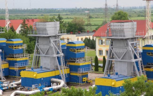 Украина заметно нарастила транзит газа