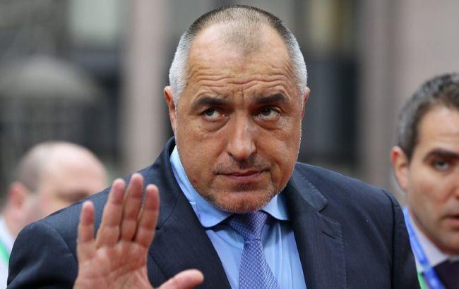 Фото: экс-премьер-министр Болгарии Бойко Борисов