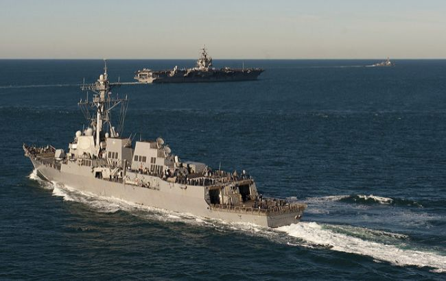 Фото: эсминец ​USS James E. Williams (flickr.com/usnavy)