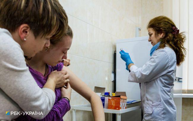 В аэропортуОдессыоткрыли пункт массовой вакцинации от коронавируса