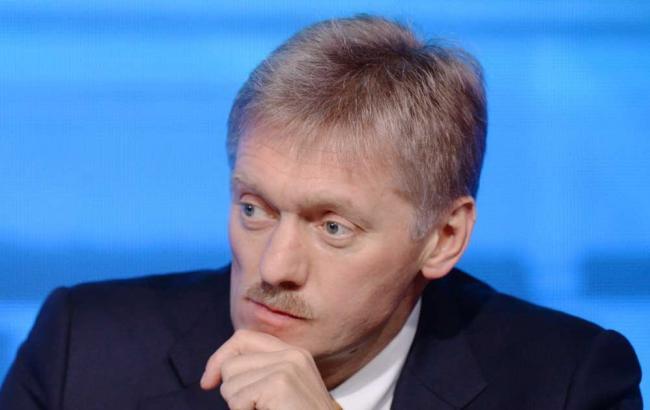 Песков: встречи сТиллерсоном вграфике В. Путина сейчас нет