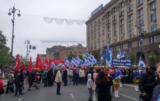Милиция: вгосударстве Украина спокойно подчеркнули Первомай, открыто только одно уголовное дело