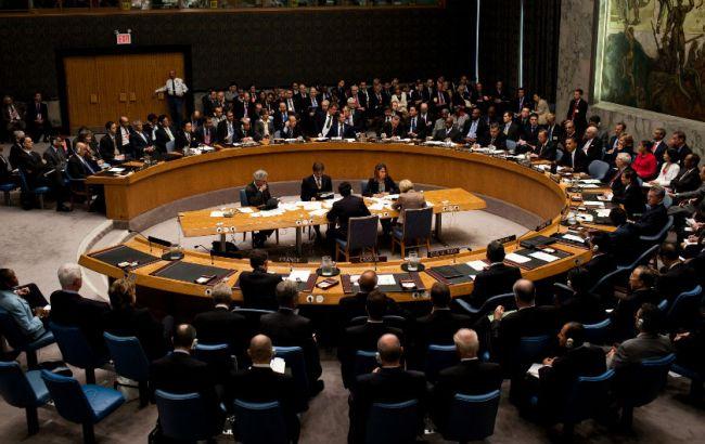 У Радбезі ООН підтримали резолюцію РФ щодо перемир