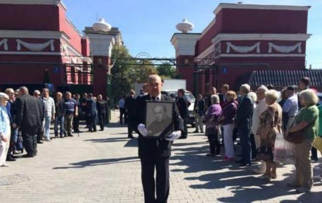 У Москві поховали Льва Дурова