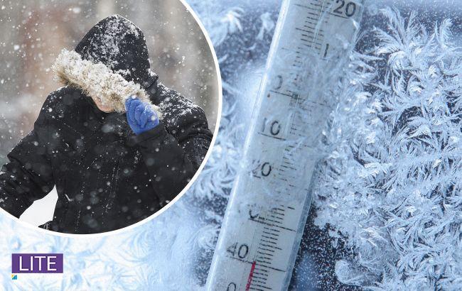 Арктические морозы и резкое потепление: украинцев ждет сильный перепад погоды