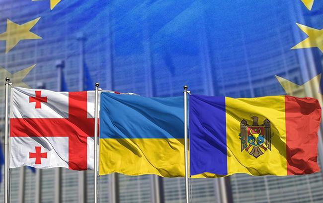 Україна, Молдова і Грузія закликали РФ звільнити українських моряків
