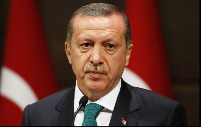 Ердоган заявив, що турецькі війська не залишать Кіпр