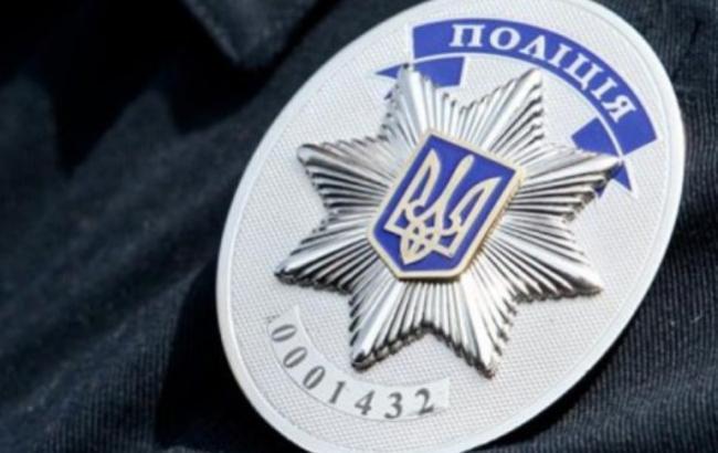 Фото: Поліцейський значок (MIGnews.com.ua)