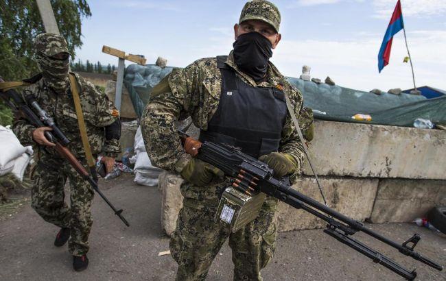 Боевики за день 35 раз обстреляли силы АТО
