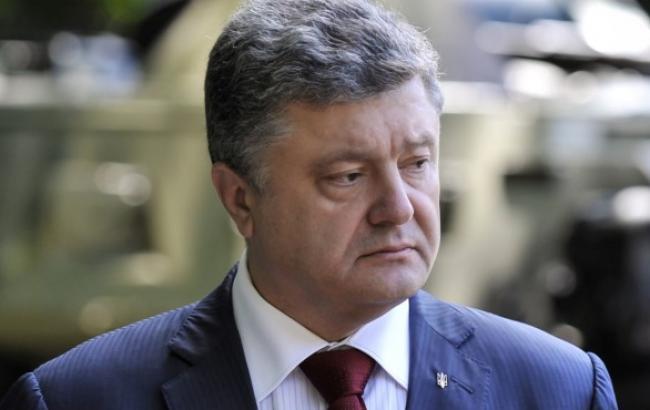 Військово-цивільні адміністрації в зоні АТО будуть діяти до місцевих виборів, - Порошенко
