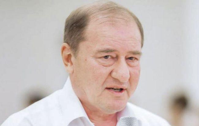 Фото: заступник голови Меджлісу Ільмі Умеров