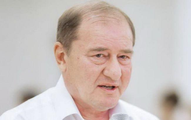 Фото: замглавы Меджлиса Ильми Умеров