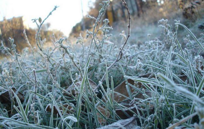 Синоптики попереджають про заморозки в деяких регіонах України