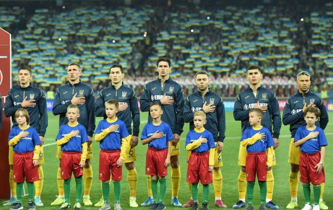 Збірна України дізналася суперників по групі Ліги націй