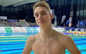 Олімпіада-2020: українець пробився до півфіналу з плавання вільним стилем