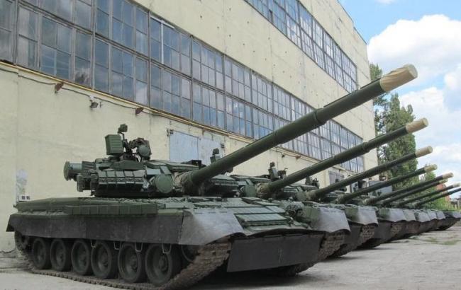 Фото: танки