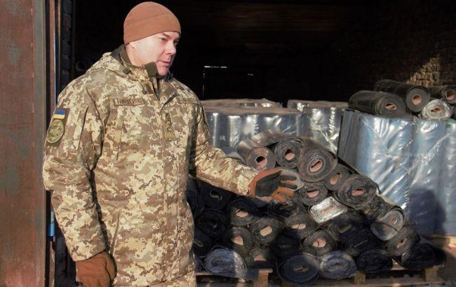 На Донбасс передали 20 тонн гуманитарной помощи