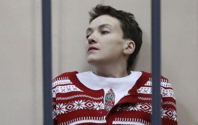 Силы Надежды Савченко наисходе, она истощена— юрист Илья Новиков