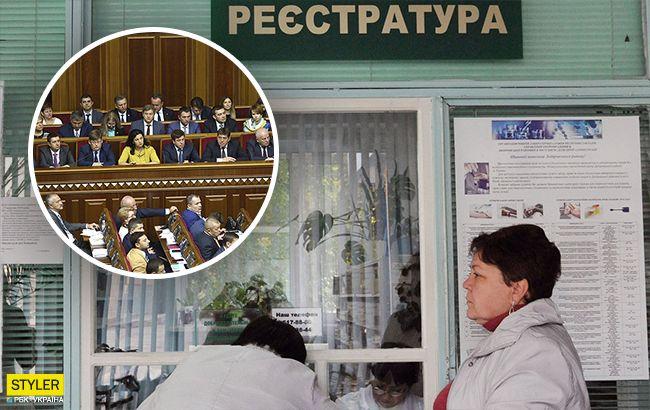 Медреформа в Україні 2020: затверджено новий перелік безкоштовних послуг