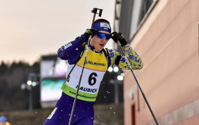 Українським біатлоністам віддали відібрані у росіян золоті медалі ЧЄ-2015