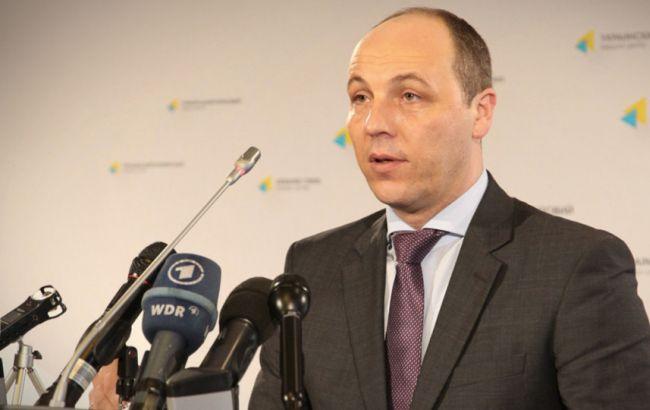 Выборы вОРДЛО без вывода российских военных иконтроля границы невозможны— Парубий