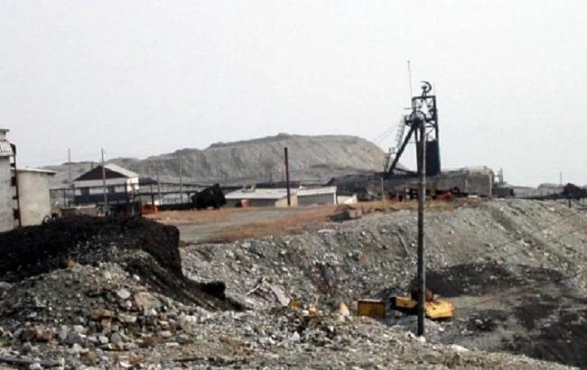 Фото: шахта на Донбассе